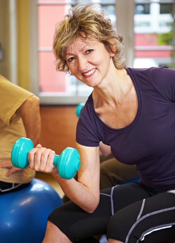 Menopause Exercise: How It Can Help