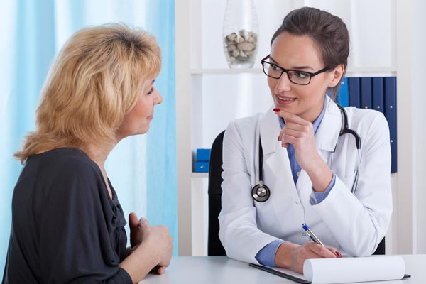Treating Vaginal Dryness Symptoms