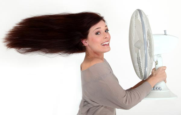 Menopause Hot Flashes: The Cold Truth