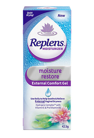 Replens External Comfort Gel