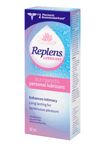 Replens Silky Smooth Lubricant