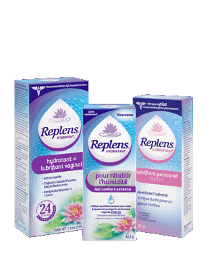 Replens Long-Lasting Vaginal Moisturizer packaging